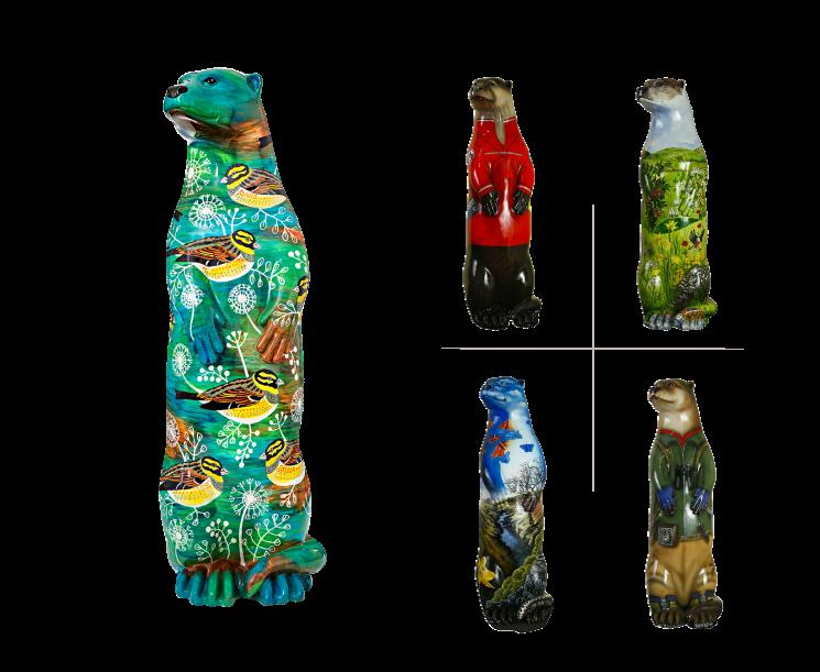 Images of Otter Art