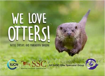IUCN Otter Specialits Group Poster